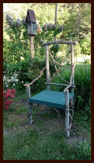 Build a Rustic Chair/ Dinner and a Song- July 27th Attalla, Al.