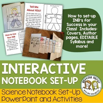 Science Interactive Notebook Set-Up Guide