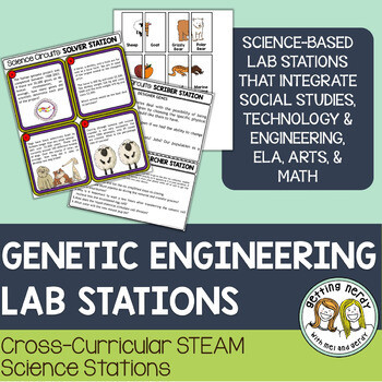 Genetic Engineering - Genetics - Science Centers / Lab Stations