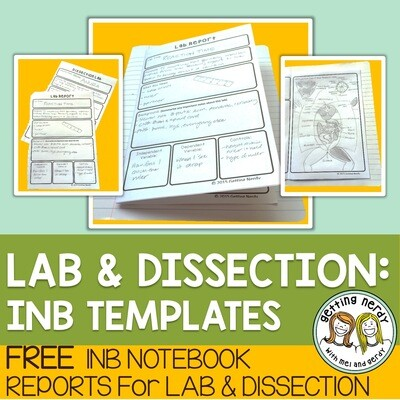 Lab and Dissection Report Templates
