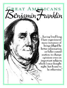 Benjamin Franklin - Openmindedness
