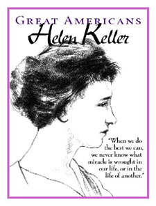 Helen Keller - Doing Your Best