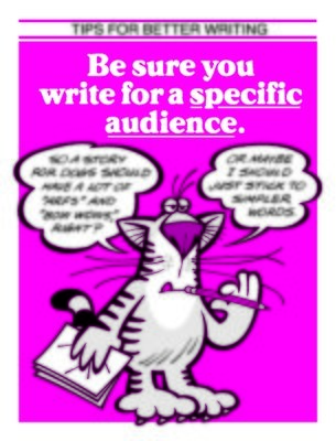 Write for a Specific Audience