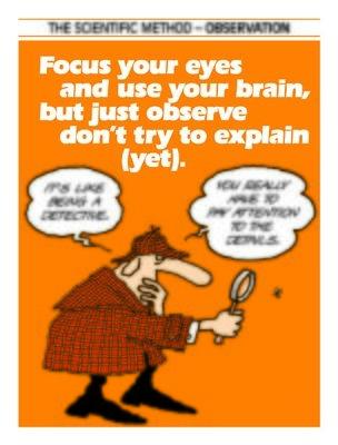 Scientific Method - Observation