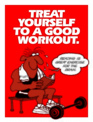 Treat Your Brain to a Good Workout