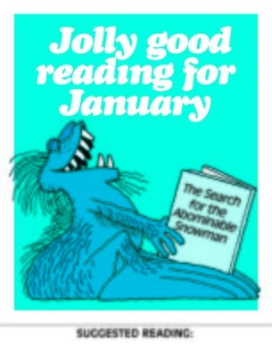 Jolly Good Reading for January