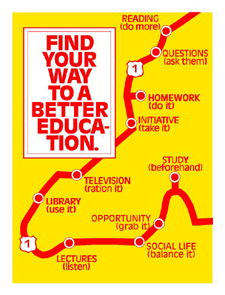Find your way to a better education