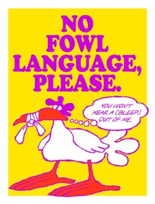 No Foul Language