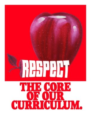 Respect is the core of our curriculum