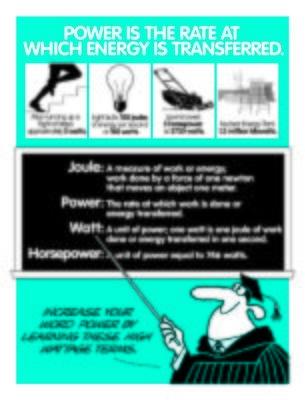 Power Terminology