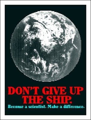 Don't Give Up the Ship.
