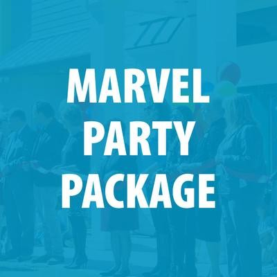 Marvel 1 Party Package