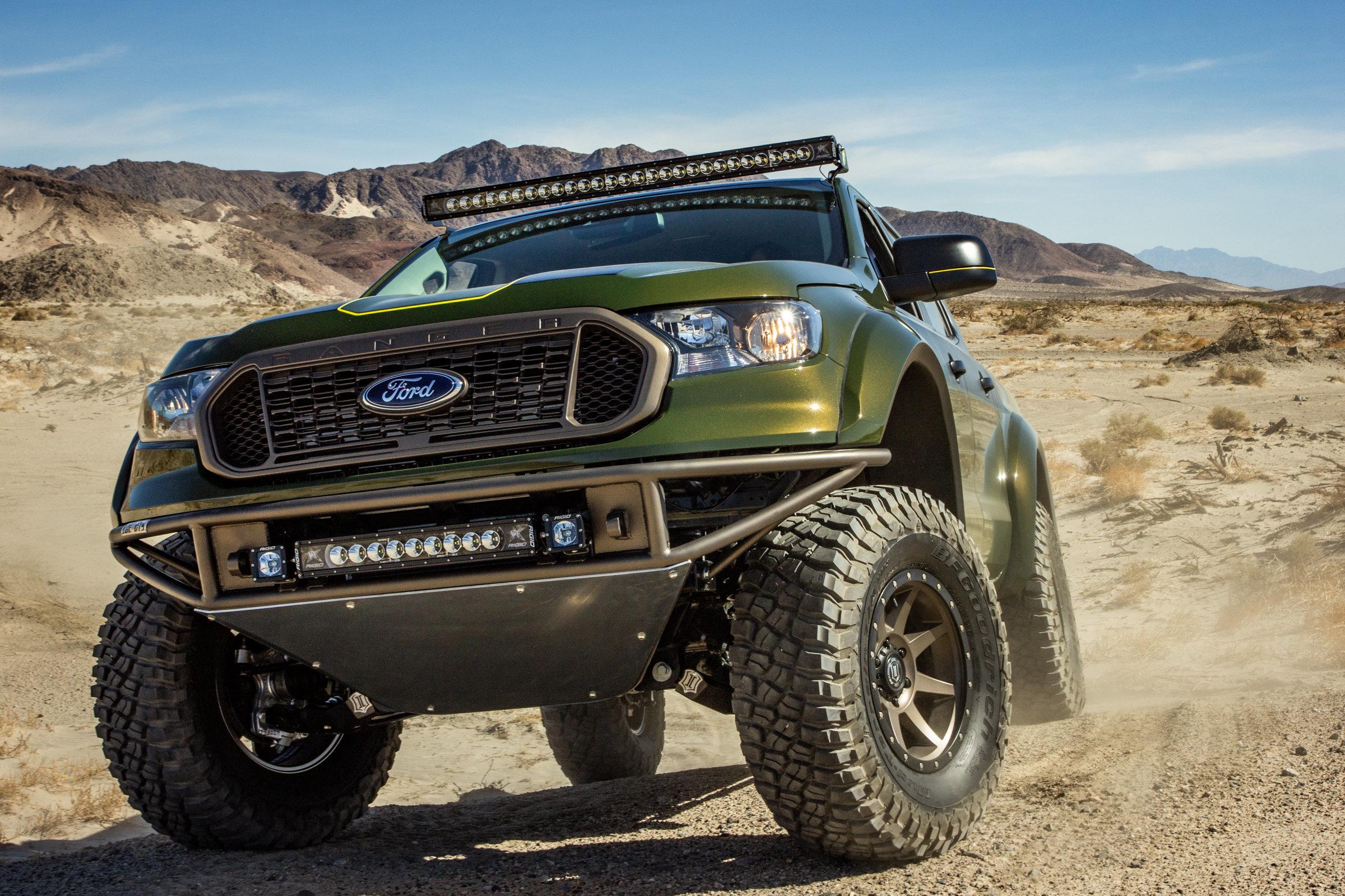 Baja Forged Rear Bumper