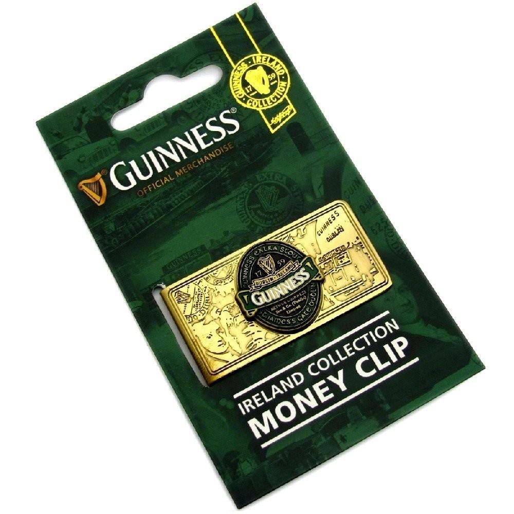 vendita outlet d1481 5b3be Molla fermasoldi Guinness