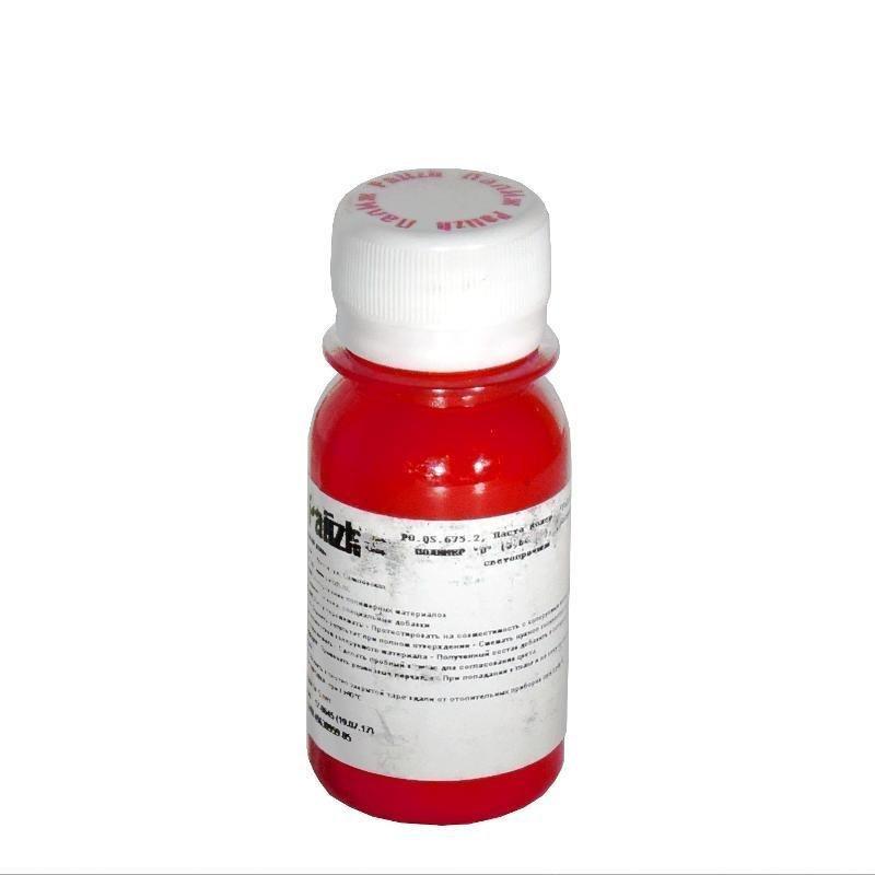 """Red dye """"Polimer-O"""", 50 grams"""