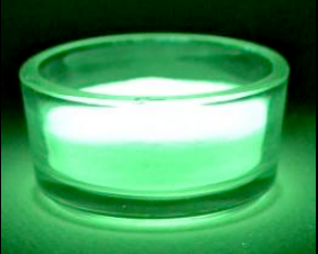 Green phosphor, 20 grams