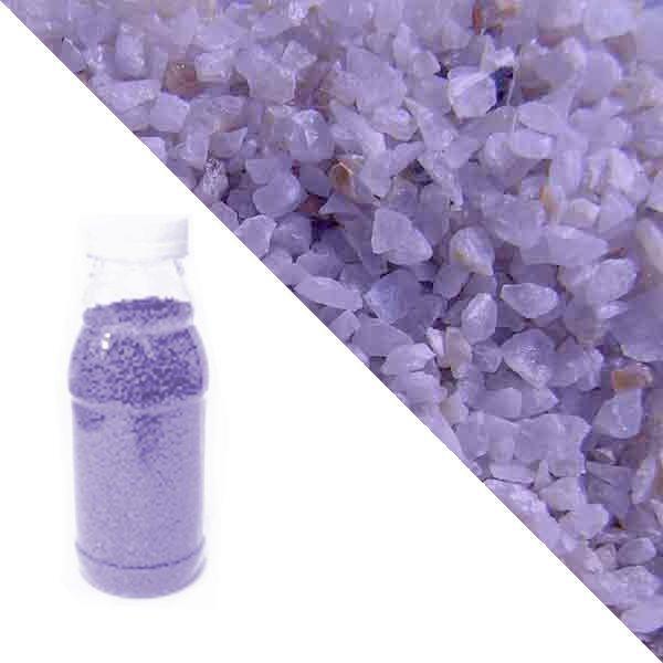 Lilac quartz crumb RAL 4005 (blue lilac)