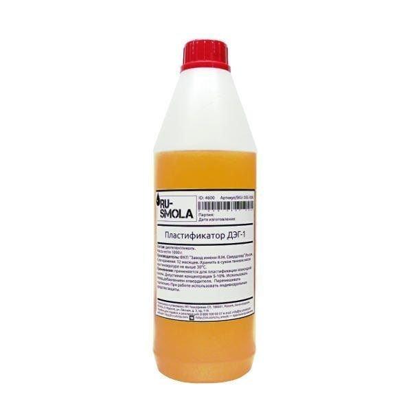 DEG-1 (diethylene glycol), 1000 grams