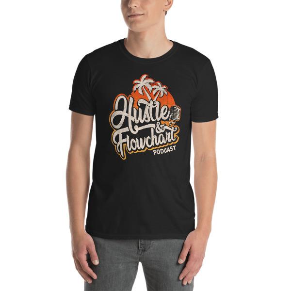 Hustle & Flowchart - Southern California Tee 00000