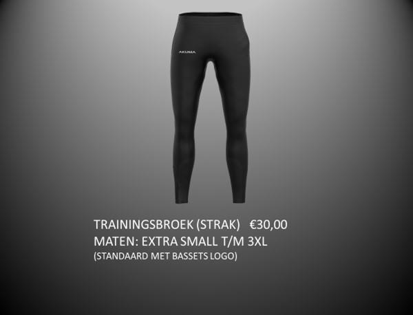 TRAININGSBROEK (STRAK) 00007