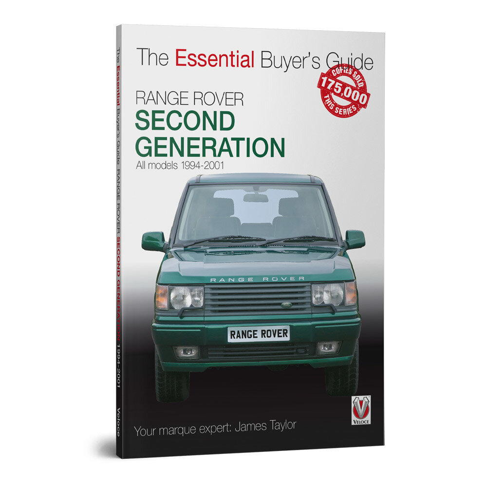 Range Rover – Second Generation 1994-2001