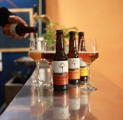 Bière 33cl bio