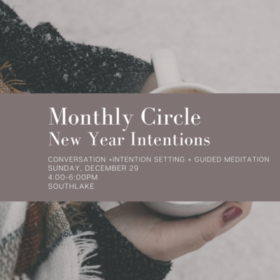 December Monthly Circle