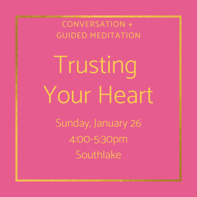 January's Monthly Group Session + Guided Meditation