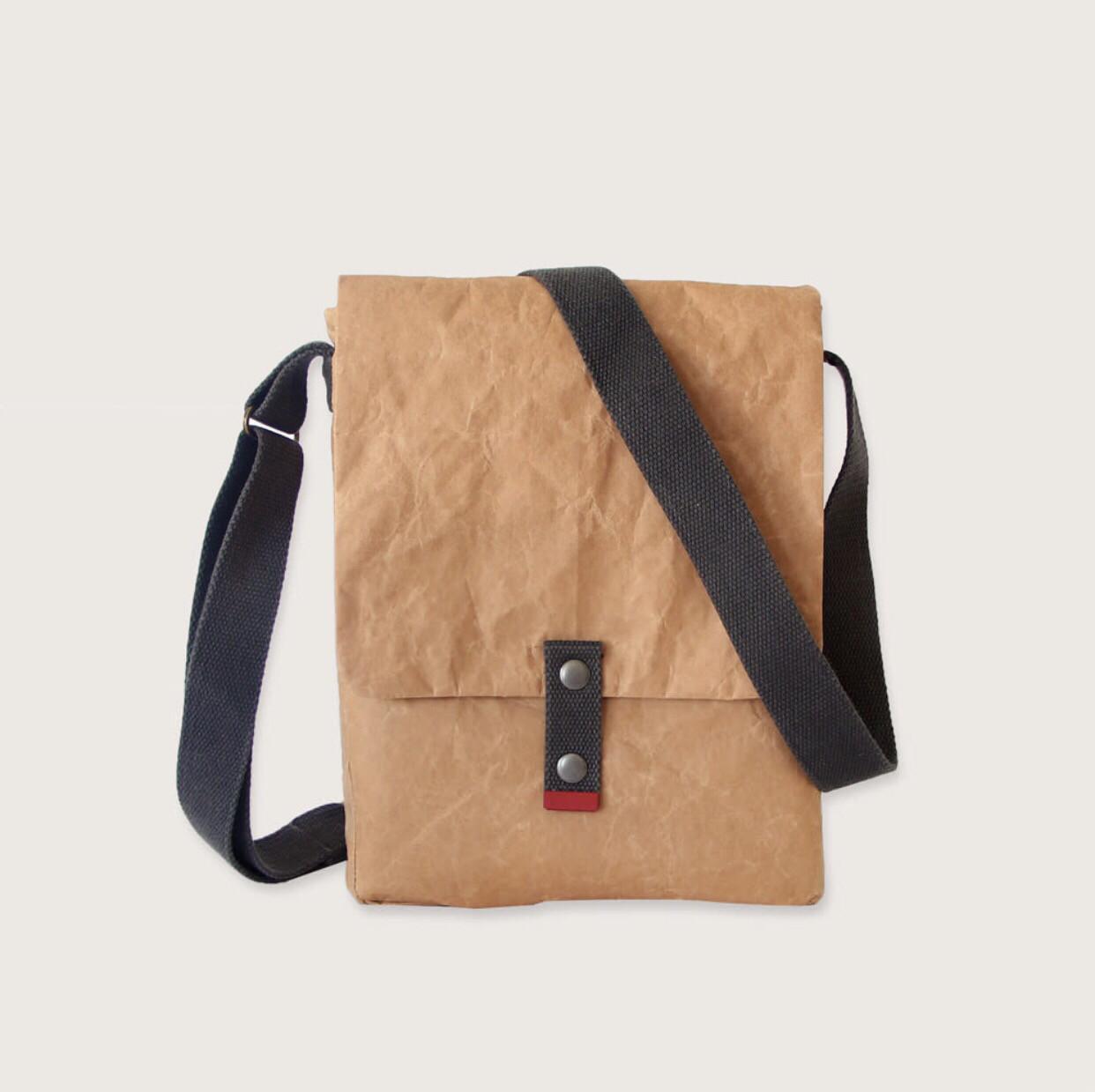 Natural Paper & Cotton Sling bag