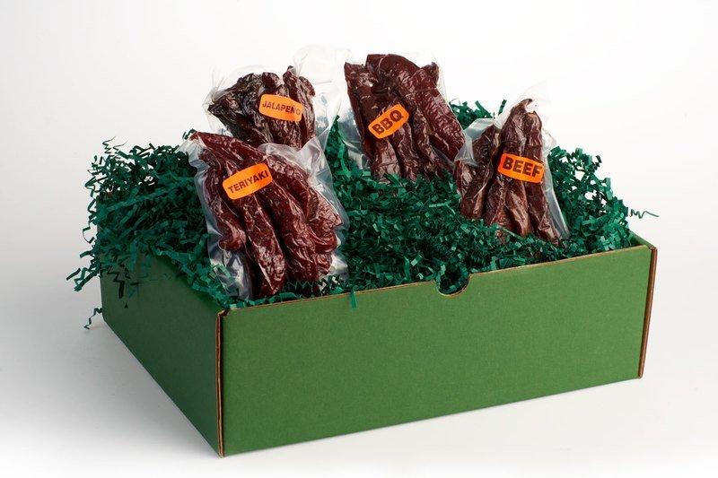 1.5 lb. Beef Jerky Box
