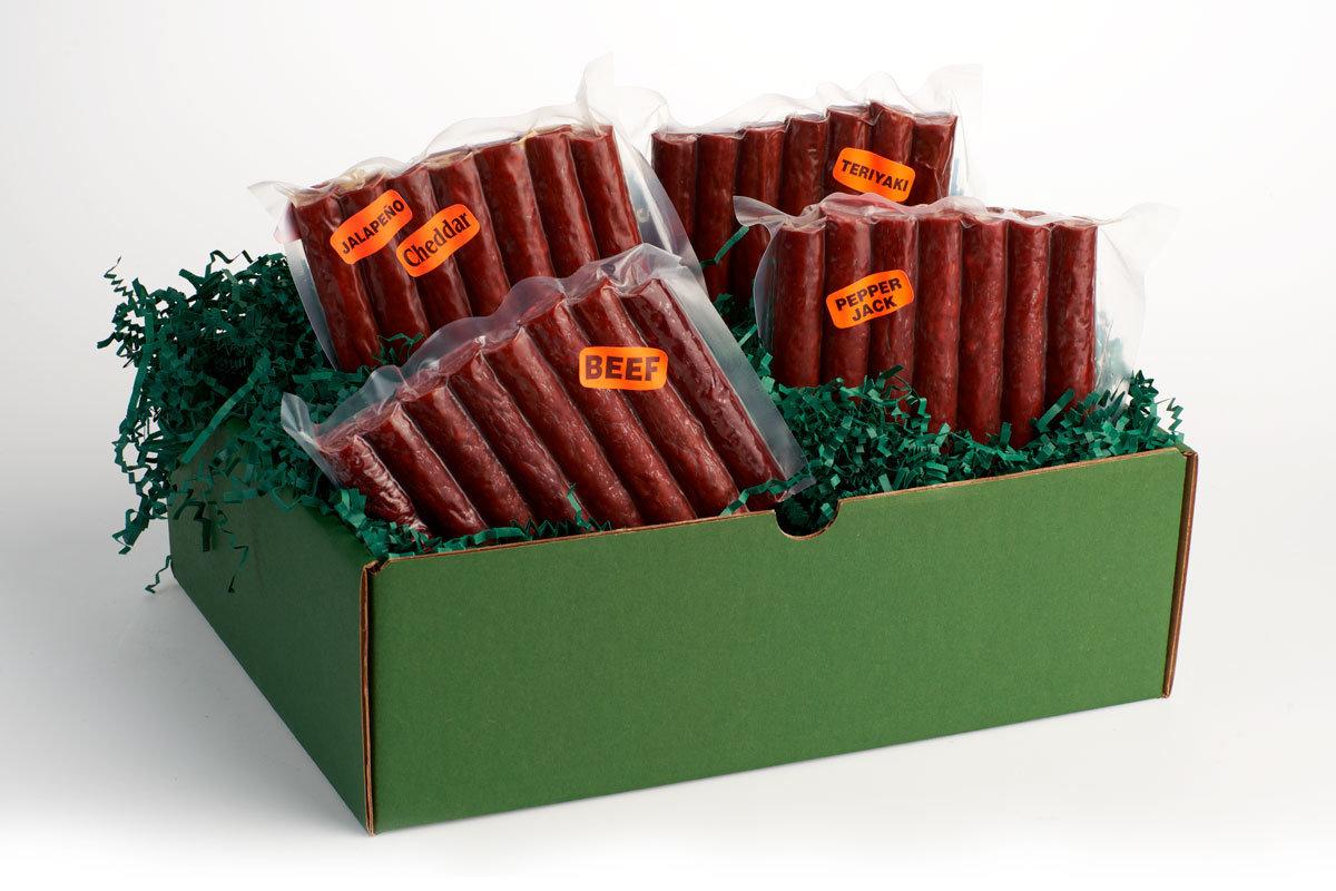 1.75 lb. Snack Stick Box