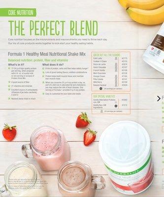 Starter Package Nutrition Program
