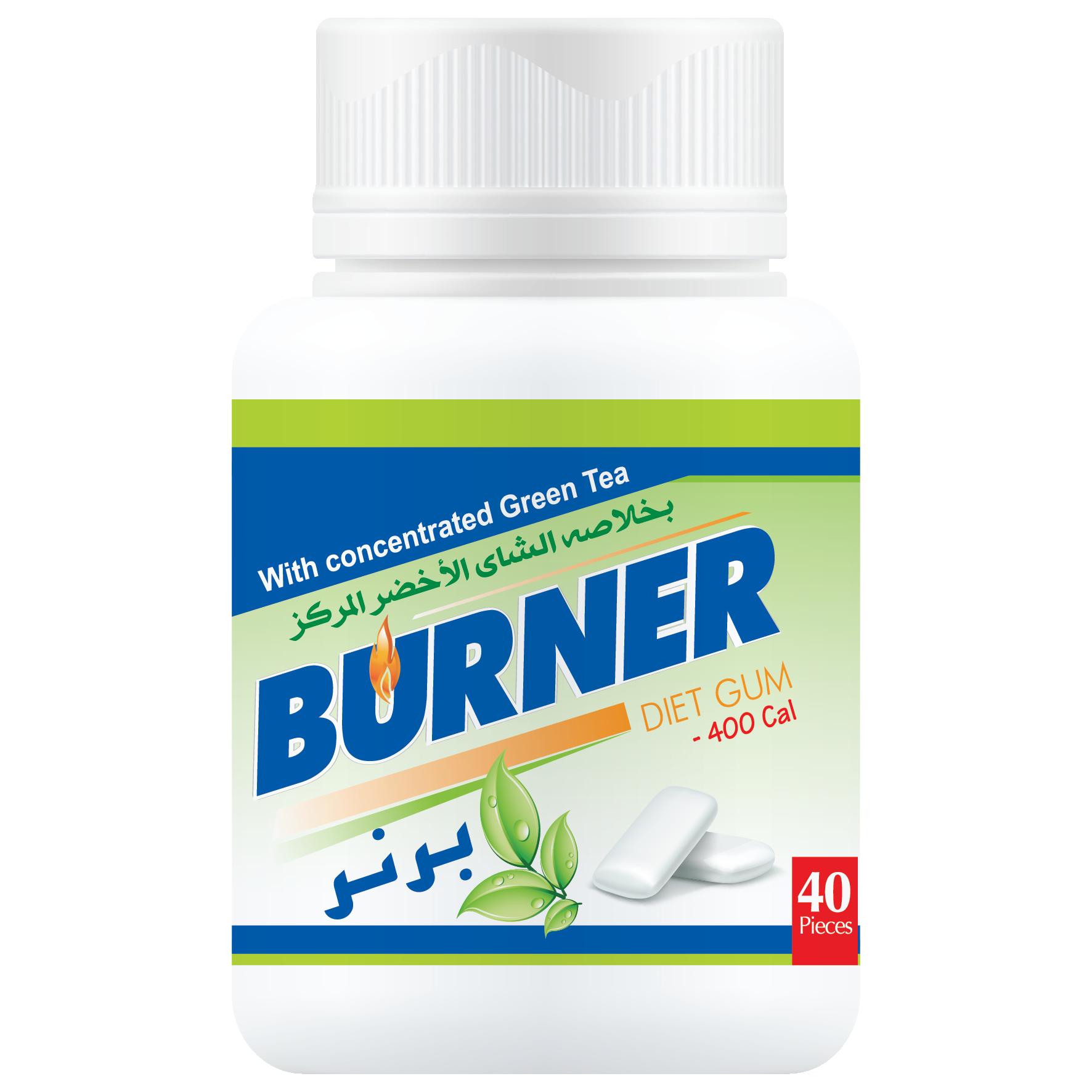 Burner - Diet Gum 00003