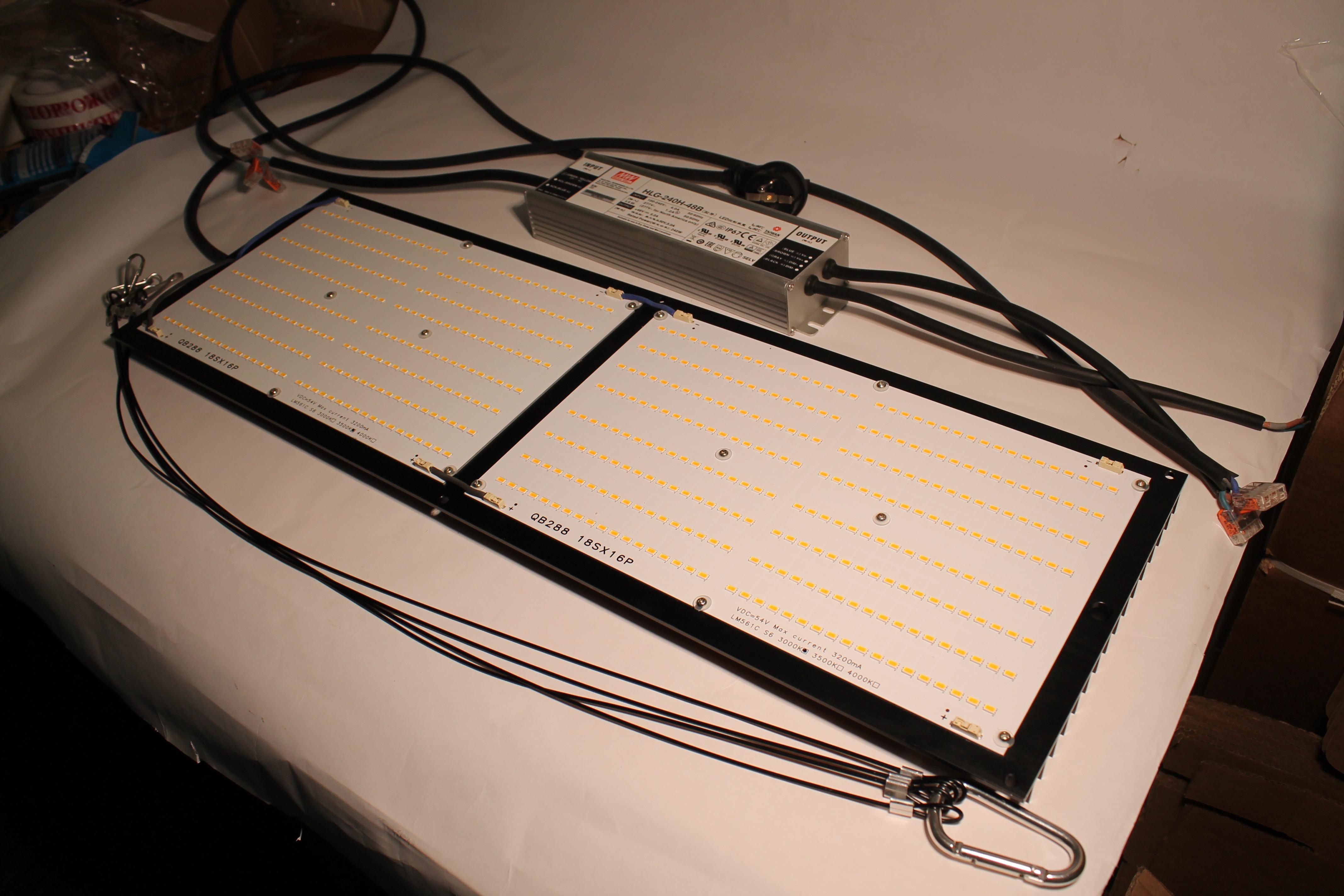 Quantum Board QB288 240W kit