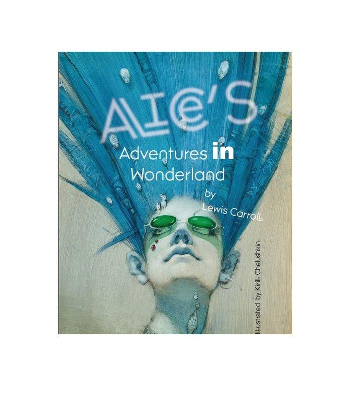 Книга «Alice's Adventures in Wonderland»