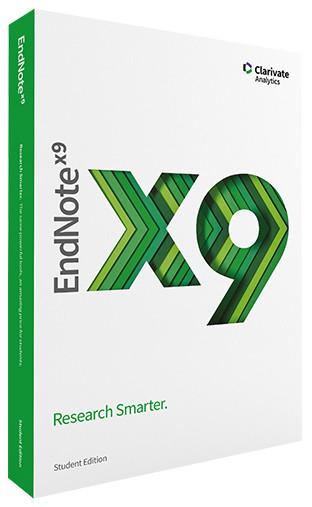 EndNote X9 Student – Download [Win/Mac]