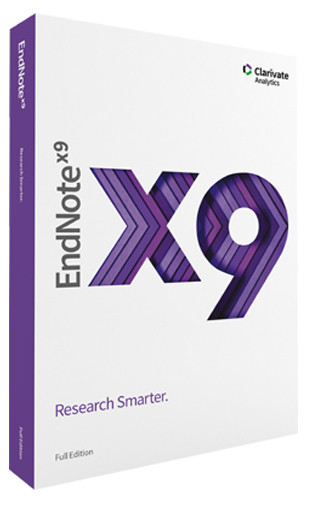 EndNote X9 Single-User – Download [Win/Mac]