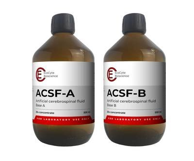 ACSF – Artificial cerebrospinal fluid [20x concentrate] (1000 ml)
