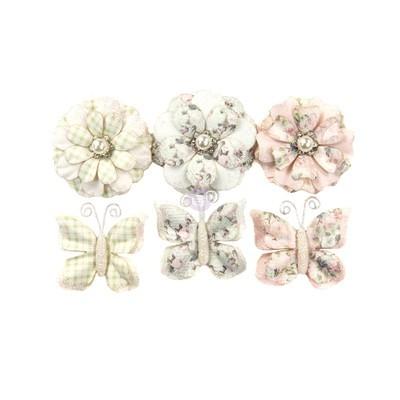 Dainty Dreams - Poetic Rose Flowers - Prima