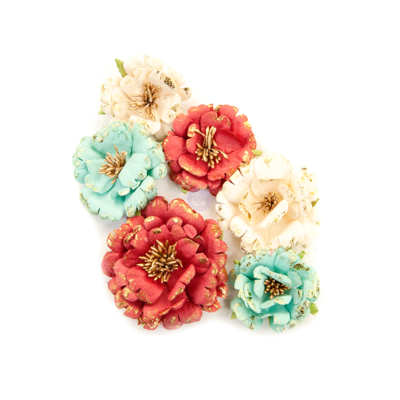 Pretty In Rouge - Midnight Garden Flowers - Prima