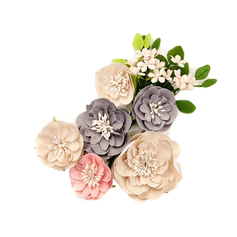 Simple Things - Spring Farmhouse Flowers - Prima