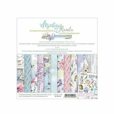 Mintay by Karola - Dreamer - 6 x 6 Collection Pack