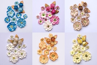 Country Bloom Flower Collection - 49 & Market