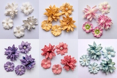 Flower Mini Series 01 Collection - 49 & Market