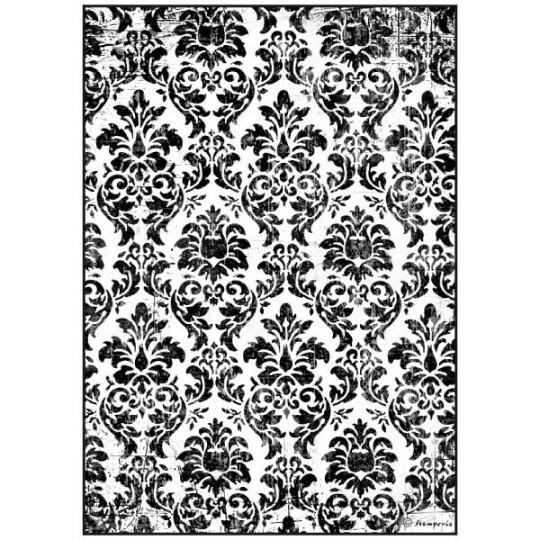 Wallpaper - A4 -Stamperia Rice Paper