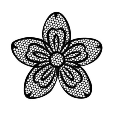 Flower - Acrylic Stamp -Stamperia Stamps