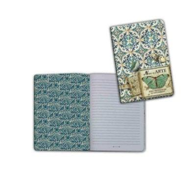 Azulejos Fairy - A6 Notebook - Stamperia