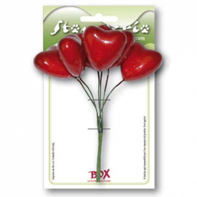 Decorative Hearts Bouquet - Stamperia