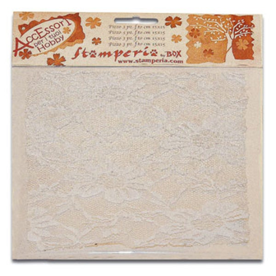 Assorted Lace - Stamperia