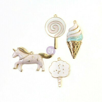 Enamel Charms - Dulce Collection - Prima